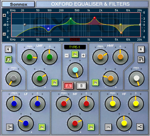 Sonnox Oxford R3 EQ Native VST v1.6.1
