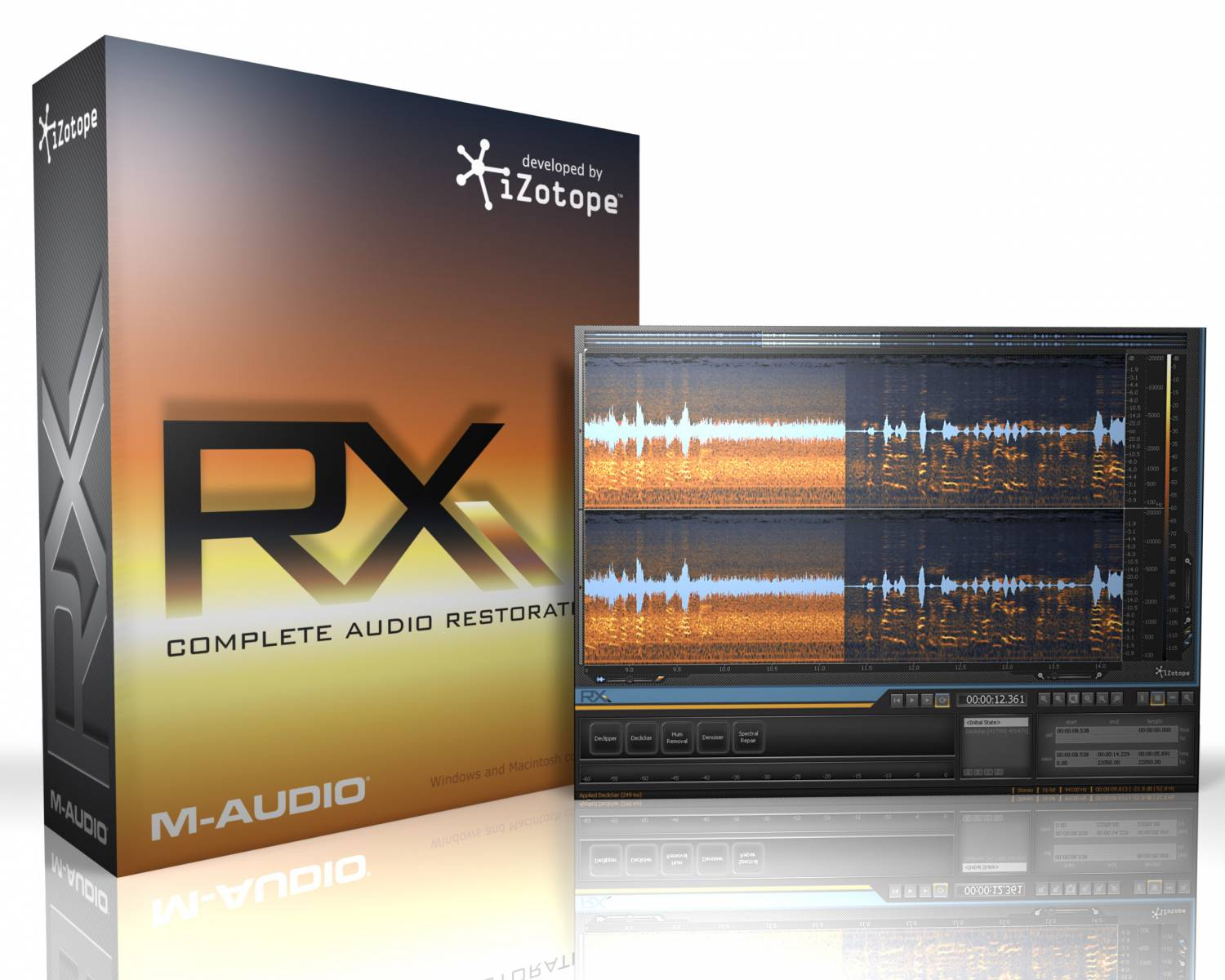 iZotope - RX2 Advanced v 2.0