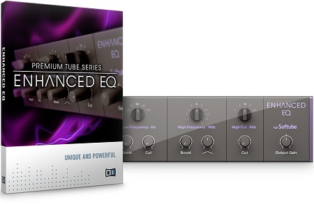 Native Instruments Enhanced EQ v1.1.0