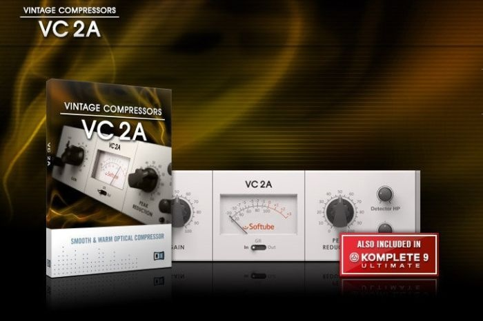 Native Instruments VC 2A v1.1.0
