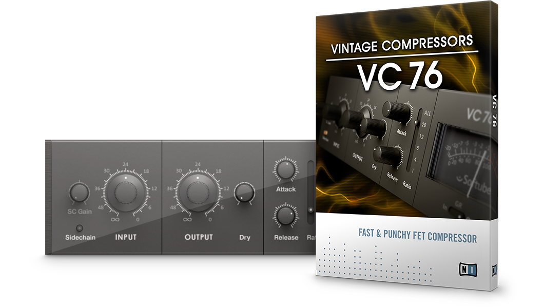 Native Instruments VC 76 v1.1.0